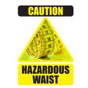 Men's Health Week Hazardous Waist