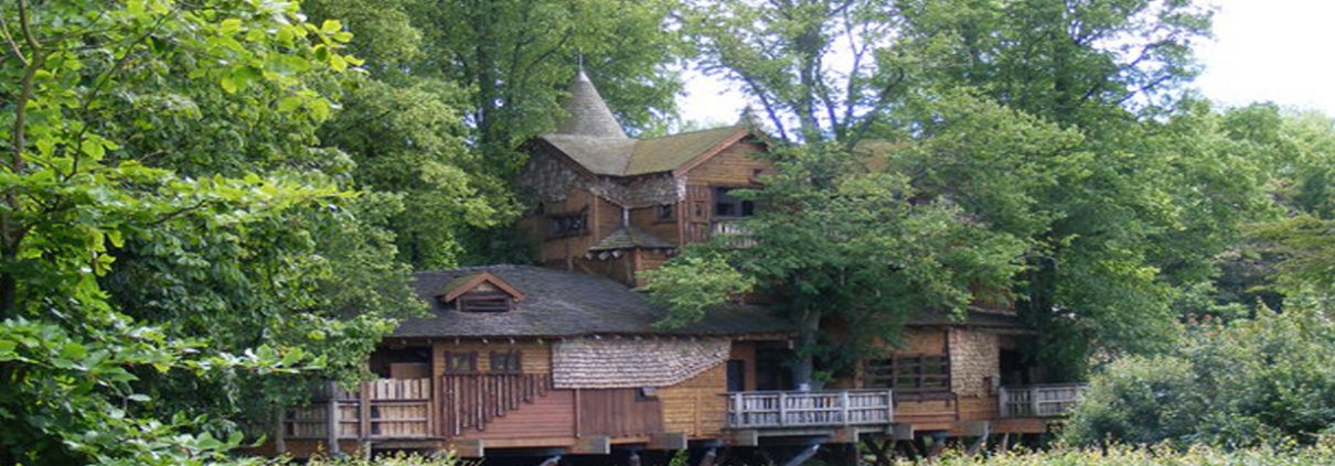 The Tree House at The Alnwick Garden