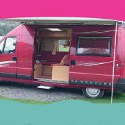 Cygnus Support Camper Van