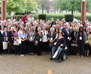Attendees of Healthwatch England Conference 2018