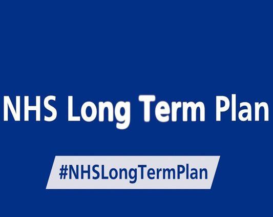 Text - NHS Long Term Plan