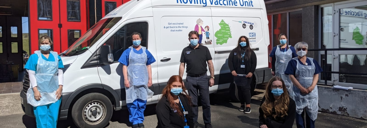Roving Vaccination Service